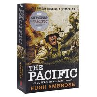 太平洋战争(电视版)英文原版 英文版 The Pacific (The Official HBO/Sky TV Tie-In) 影视小说
