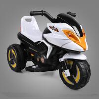 勾勾手 新款儿童电动摩托车儿童电动车三轮车电动宝宝电瓶车童车