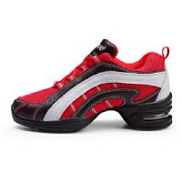 舞蹈鞋广场舞鞋增高软底女鞋健身跳操鞋休闲运动鞋单鞋女2015