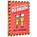 Amusing Ourselves to Death 娱乐至死 英文版 原版 尼尔・波兹曼