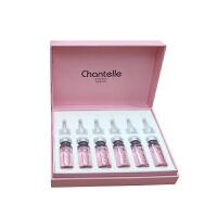 澳洲直邮 Chantelle 香娜露儿香粉色羊胎素精华液 面部保湿 净斑 6支礼盒装