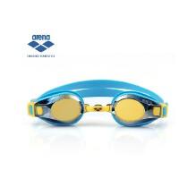 arena阿瑞娜 儿童游泳镜 炫彩镀膜舒适防雾泳镜 防紫外线泳镜