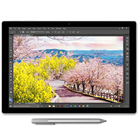 微软(Microsoft)Surface Pro 4 平板电脑 12.3英寸(Intel Core M 4G内存 128G存储 触控笔 预装Win10)