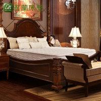香港雅兰 沙乐美 席梦思 天然乳胶 软硬舒适两用 弹簧床垫 包物流