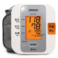 欧姆龙电子血压计HEM-7052 家用上臂式智能血压测试仪