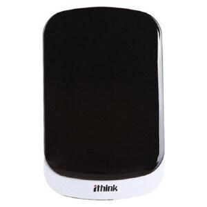 【当当自营】ithink埃森客 1T USB3.0 2.5寸B52基础版移动硬盘1T(尊爵黑)