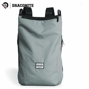 【支持礼品卡支付】DRACONITE休闲潮流男女学生书包情侣防水运动旅行双肩背包11576