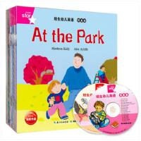 培生幼儿英语 预备级全35册 儿童英语绘本 培生儿童英语分级阅读 少儿英语读物幼儿园英语启蒙教材光盘 自然拼读法双语1岁