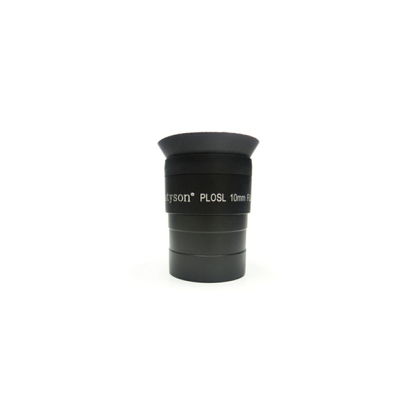 达泰森天文望远镜1.25英寸pl10mm目镜宽带镀膜带消光螺纹