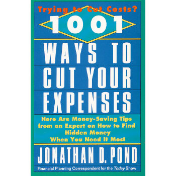1001 WAYS TO CUT EXPENSES(ISBN=9780440504955)