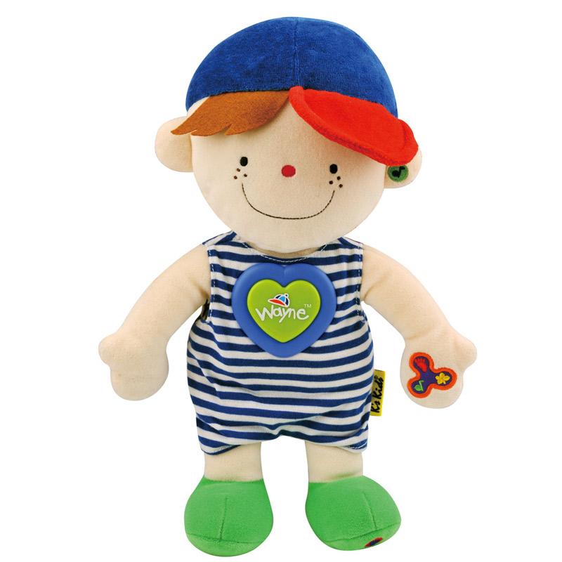 [当当自营]K's Kids 奇智奇思 跟我学-小颖 QKA10606【当当自营】低幼益智玩具