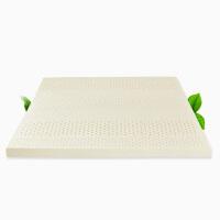 当当优品 乳胶床垫 进口天然护脊椎双人床垫 七区平面款 150*200*5cm