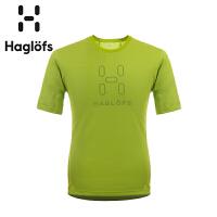 Haglofs男款导湿排汗运动T恤602870