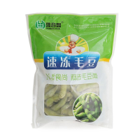 【春播】鸿谷园速冻毛豆450g
