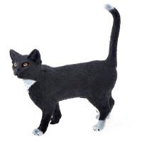 [当当自营]Schleich 思乐 农场系列 猫 站立版 仿真塑胶动物模型收藏玩具 S13770