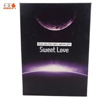 星空棒棒糖 硬质糖果(创意星球) 18g*10支 礼盒装 情人节生日创意礼物