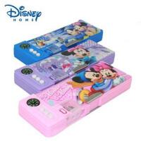 迪士尼多功能文具盒 米奇指南针铅笔盒 学生文具盒DM0972-1