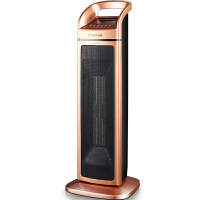 康佳(KONKA)PTC塔式摇头暖风机/取暖器家用/立式电暖器/电暖气片 遥控定时KH-NFJ27R
