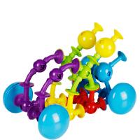 阿李罗火火兔新奇吸吸球乐儿童积木益智拼装玩具3-6-10岁小男女孩