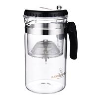 金灶TP-160茶道杯泡茶壶飘逸杯玻璃茶具水杯茶杯500ml