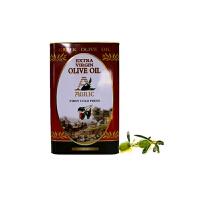 希腊原装进口【阿格利司】特级初榨橄榄油2000ml 铁桶商务*