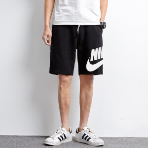 NIKE耐克2016年新款男子NSW SHORT FT GX FRANCHISE短裤836278-677