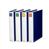 (支持货到付款)齐心A10 齐心A4管夹 齐心A4/2寸双开管夹塑料双开文件管理夹