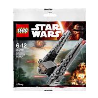 LEGO 乐高 Star Wars 星球大战系列? 星球大战第一军团指挥舰拼砌包 30279 赠品不可销售