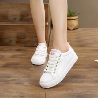 【支持礼品卡支付】女鞋运动鞋高帮鞋单鞋厚底隐形内增高休闲鞋子学生鞋
