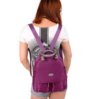 女包双肩包休闲包牛津布尼龙背包时尚帆布包学生书包