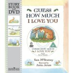 Guess How Much I Love You 猜猜我有多爱你(书+DVD) ISBN9781406323955