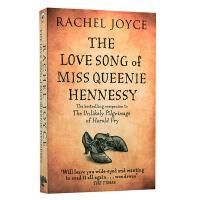 一个人的朝圣2:奎妮的情歌 英文原版 英文版 The Love Song of Miss Queenie Hennessy Rachel Joyce Black Swan 温馨 治愈小说