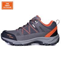 美国第一户外运动登山徒步鞋男女士防水防滑低帮秋冬季保暖户外鞋