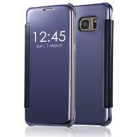 坚达  手机壳保护套 手机壳镜面 翻盖皮套 适用于三星NOTE7/sm-N930F/SM-N9300  保护套 皮套