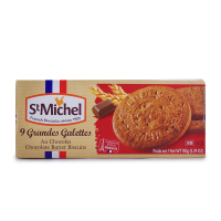 【春播】法国圣米希尔巧克力味黄油曲奇饼干150g