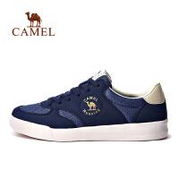 camel骆驼户外运动板鞋 情侣款透气板鞋男女款