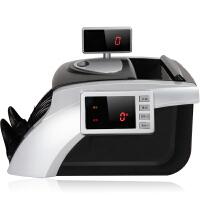 得力3908银行专用智能语音点钞机带有报警功能新版人民币验钞机