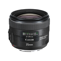 Canon 佳能 EF 35mm f/2 IS USM 广角定焦镜头