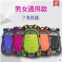 双肩包 旅行包 背包 女多功能包 韩版休闲双肩包男电脑包高中学生书包
