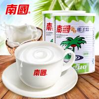 海南特产 南国椰子粉 醇香椰子粉450gx2早餐 冲饮品速溶粉粉
