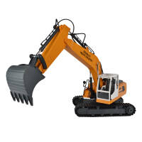 【当当自营】双鹰工程车1:20仿真遥控环保先锋车儿童电动玩具手柄遥控车E561-001