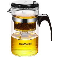 金灶 TP-120 小容量 飘逸杯 耐热玻璃茶壶过滤泡茶壶茶具