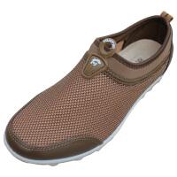 2016新款男式鞋网布鞋子豆豆鞋透气鞋日常运动休闲英伦大码男鞋子