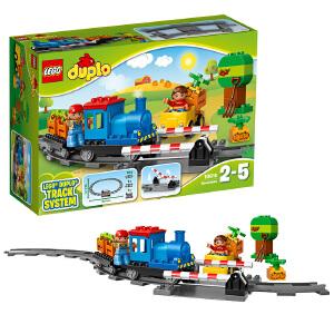 [当当自营]LEGO 乐高 DUPLO得宝系列 小火车套装 积木拼插儿童益智玩具10810