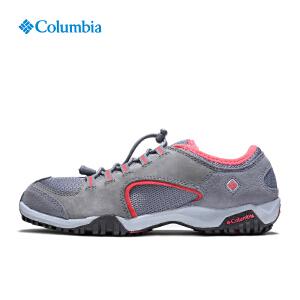 【领卷满400减100】Columbia哥伦比亚户外17春夏新品女款轻盈缓震休闲鞋DL1087