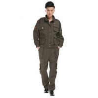 武警07户外保安军迷套装长袖工作服套装男外军服套装迷彩套装特种兵迷彩服作战服作训服