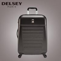 (可礼品卡支付)Delsey 法国大使轻盈耐热耐低温拉杆箱 万向轮旅行箱