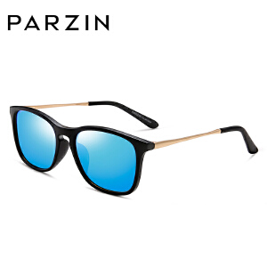 帕森儿童太阳镜 彩膜眼镜复古圆框潮墨镜男女偏光镜 新品D2003