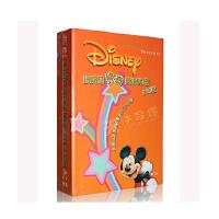 幼儿童宝宝迪士尼神奇英语英文儿歌早教胎教音乐9CD光盘碟片