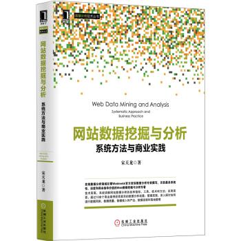 网站数据挖掘与分析-系统方法与商业实践